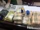 Bắt giữ 2 đối tượng cùng 3 bánh heroin, 10kg ma túy, 24.000 viên hồng phiến