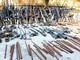 Tiêu hủy hơn 500 khẩu súng tự chế và vật liệu nổ ở Quỳ Châu