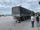 Hai mẹ con bị xe tải cán tử vong trên QL 1A đoạn qua Nghệ An