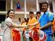 Khai mạc Giải cầu lông 'Giang Phạm badminton mở rộng'