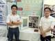 Hai nam sinh huyện Quỳnh đam mê nghiên cứu khoa học