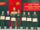 Khen thưởng 6 tập thể, 15 cá nhân cựu chiến binh bộ đội biên phòng
