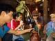 Chuyện chiếc sừng trâu trong tục uống rượu cần của đồng bào vùng cao Nghệ An