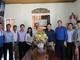 Tỉnh đoàn Nghệ An chúc mừng Giáng sinh tại huyện Hưng Nguyên