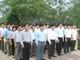 Thái Hòa tổ chức lễ báo công nhân kỷ niệm 10 năm thành lập thị xã