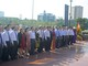 Liên hiệp các tổ chức hữu nghị Nghệ An dâng hoa tưởng niệm Chủ tịch Hồ Chí Minh