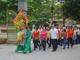 Cán bộ ngành tổ chức xây dựng Đảng TP. Hồ Chí Minh thăm các di tích lịch sử tại Nghệ An
