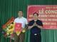Đô Lương, Tân Kỳ trao quyết định chuẩn y Phó Bí thư Đảng ủy xã