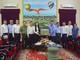Đoàn công tác tỉnh Vĩnh Phúc thăm và làm việc tại Nghệ An