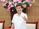Chủ tịch UBND tỉnh Nghệ An: Không để xảy ra độ trễ trong thực hiện các nghị quyết HĐND tỉnh