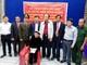 Trao tiền hỗ trợ xây dựng nhà tình nghĩa cho hai gia đình liệt sỹ ở Yên Thành