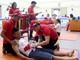 Gần 200 hội viên tham dự Hội thi tuyên truyền viên và sơ cấp cứu chữ thập đỏ