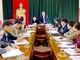 Trưởng ban Dân vận Tỉnh ủy kiểm tra quy chế dân chủ cơ sở tại huyện Yên Thành
