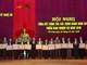 Bí thư Tỉnh ủy: Đoàn kết, thống nhất để xây dựng tỉnh phát triển nhanh, bền vững