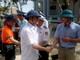 Đoàn công tác Nghệ An thăm, tặng quà quân, dân Trường Sa, nhà giàn DK1