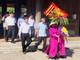 Huyện Nghĩa Đàn dâng hương, dâng hoa tại Khu Di tích Kim Liên