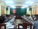 Thị ủy Hoàng Mai bàn kế hoạch hợp nhất Văn phòng Đảng ủy, HĐND - UBND xã, phường