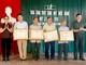 Nhận huy hiệu Đảng, đảng viên trích tiền thưởng hỗ trợ quỹ khuyến học