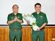 Bàn giao chức trách Trưởng phòng Trinh sát BĐBP tỉnh Nghệ An