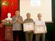 Trao Huy hiệu Đảng cho các đảng viên ở Tân Kỳ, Nghĩa Đàn