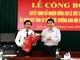 Trao Quyết định bổ nhiệm Trưởng ban Nội chính Tỉnh ủy Nghệ An
