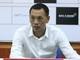 HLV Nguyễn Đức Thắng nói gì về tấm thẻ đỏ của Quang Tình trong trận thua TP HCM?