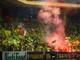 CLB SLNA bị phạt vì CĐV xứ Nghệ đốt pháo sáng
