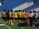 Đội tuyển Việt Nam và Malaysia tập làm quen sân Mỹ Đình