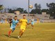 Sông Lam Nghệ An bị đội cuối bảng Khánh Hòa cầm chân trên sân Vinh