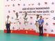 Nữ VĐV Nghệ An giành HCV tại Giải Vô địch Taekwondo trẻ toàn quốc 2019