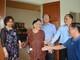 Bàn giao nhà tình nghĩa cho các gia đình chính sách ở TP Vinh, Quỳ Hợp