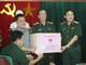 Bộ Tư lệnh QK4 thăm, tặng quà các đối tượng chính sách trên địa bàn tỉnh Nghệ An