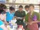 Gần 800 người dân xã biên giới Kỳ Sơn được khám, cấp thuốc miễn phí