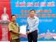 Khởi công xây nhà tình nghĩa cho CCB nghèo ở Yên Thành