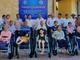 Trao tặng 105 xe lăn cho người khuyết tật ở Diễn Châu và Quỳnh Lưu