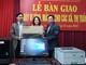 Bàn giao 25 máy vi tính phục vụ đăng ký, quản lý hộ tịch ở Nghi Lộc