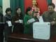Cơ quan Đảng ủy Khối CCQ tỉnh ủng hộ Tết vì người nghèo 2019