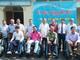 Tặng 25 xe lăn cho nạn nhân chất độc da cam, người khuyết tật