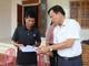 Hoạt động hỗ trợ người nghèo, gia đình gặp nạn ở Quỳ Hợp và Anh Sơn