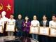 Trao Bằng khen của UBND tỉnh cho 4 HLV và 17 VĐV đạt thành tích cao