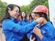 Hơn 1.000 người tham gia ngày hội 'Thanh niên với văn hóa giao thông' tại Nghệ An
