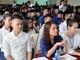 Hàng ngàn sinh viên lắng nghe chuyên gia hướng dẫn khởi nghiệp
