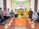 Ủy ban MTTQ Việt Nam tỉnh Nghệ An chúc mừng Ban Trị sự Giáo hội Phật giáo ngày lễ Vu Lan