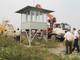 Sân bay Vinh lắp thêm bốt an ninh sau vụ nam thanh niên đột nhập