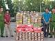 Bắt gần 4 tạ pháo từ Kon Tum về Nghệ An tiêu thụ