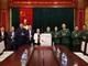 Bộ Chỉ huy BĐBP tỉnh chúc Tết Báo Nghệ An
