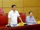 Chủ tịch UBND tỉnh Thái Thanh Quý: Sẽ quan tâm hơn đến 27 xã đặc biệt khó khăn