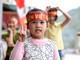 Người miền núi, nghỉ chợ, mổ dê, bò chúc mừng U23 Việt Nam