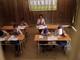 Lớp học sỹ số 6 ở điểm trường rẻo cao