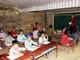 Lớp học dưới gầm nhà sàn ở bản Khơ Mú nơi miền Tây Nghệ An